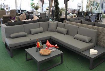 Lounge Ecke Zamora Gartenmöbel - Garten Fockenberg